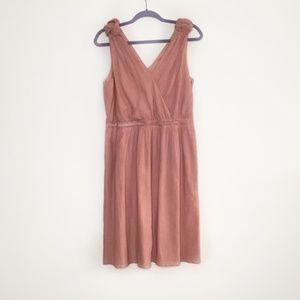 Banana Republic Blush Pink Dress - Size 8